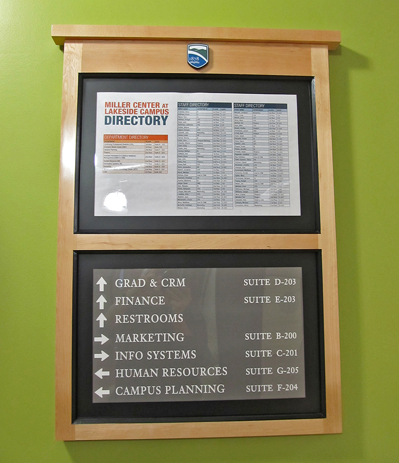 Champlain College Magnevent Directory